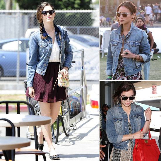 15d22259c6 The ladies searching for ways to wear a denim shirt should recall that  these pieces are thought to be nonpartisan in the style world.