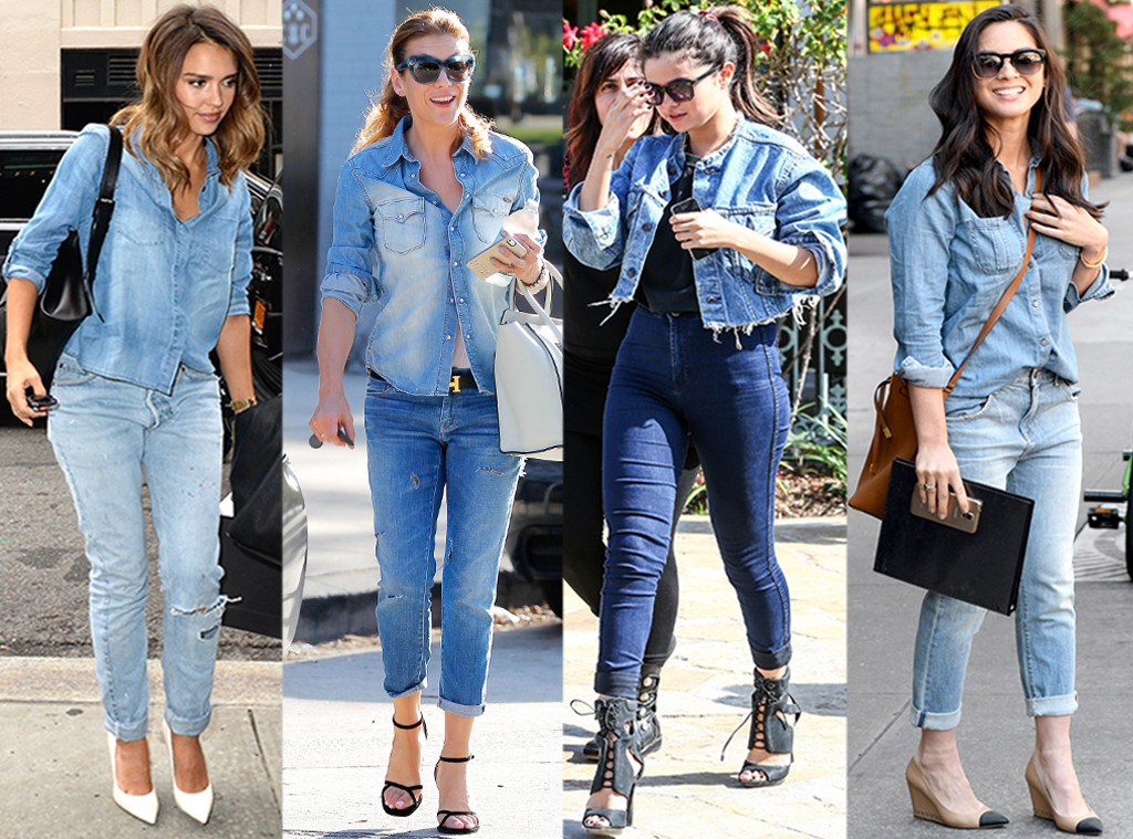 4e6a815119 5 Fashionable Ways to Wear a Denim Shirt that Fit your Style